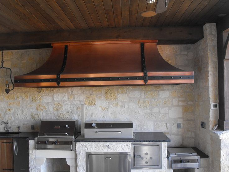 Best 25 kitchen exhaust ideas on pinterest kitchen extractor hood small kitchens and for Outdoor kitchen hood designs
