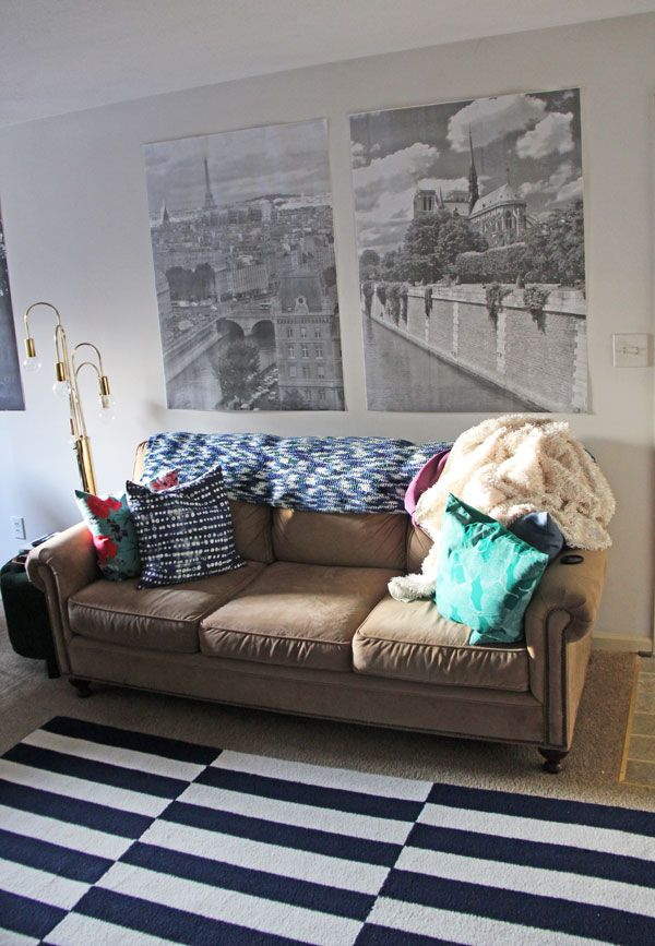My Final First Apartment Tour   Rhapsody In Rooms