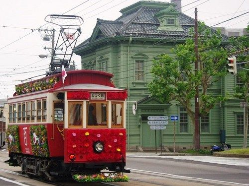 函館 路面電車