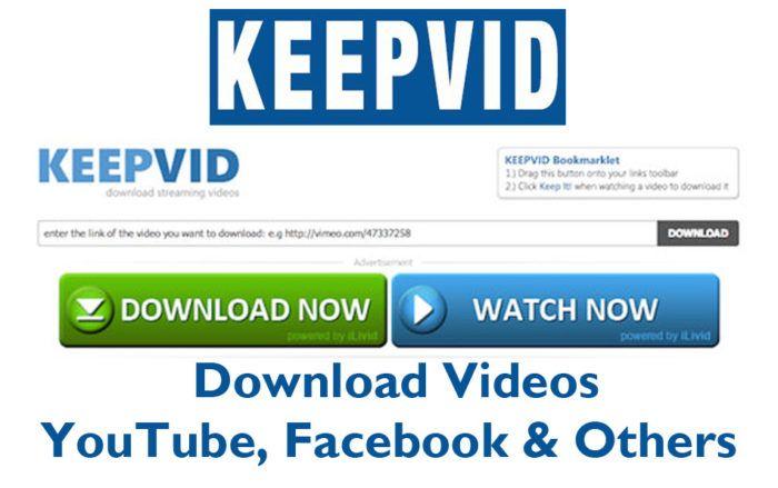 keepvid downloader mp3