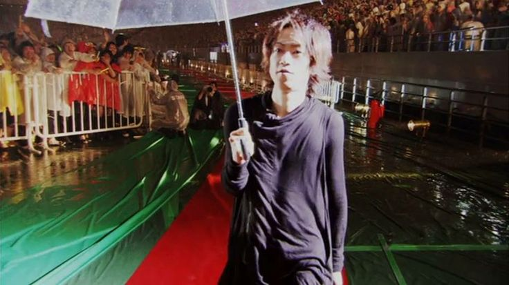 Yukki with umbrella :*