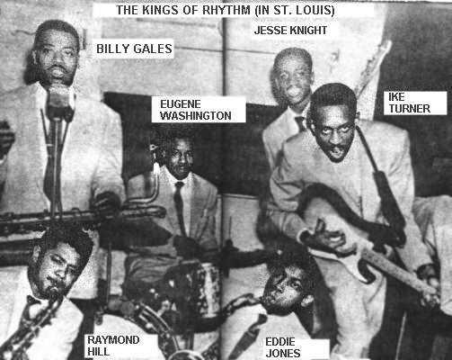 Ike Turner & The Kings Of Rhythm