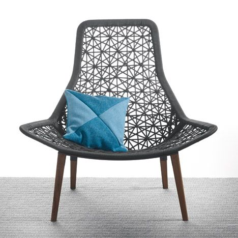 Maia Rope Chair By Patricia Urquiola For Kettal Product