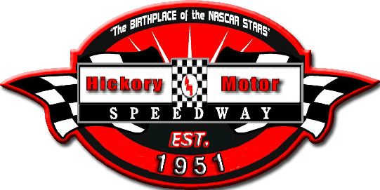 """HICKORY MOTOR SPEEDWAY""""BIRTHPLACE of the NASCAR STARS"""