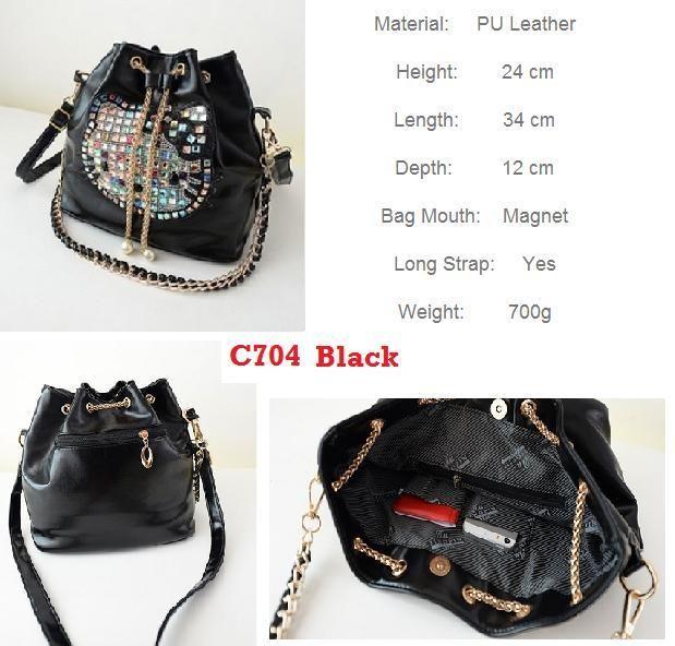 keren C704 Black
