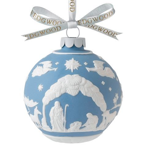 Wedgwood - Christmas Ornament Nativity | Peter's of Kensington
