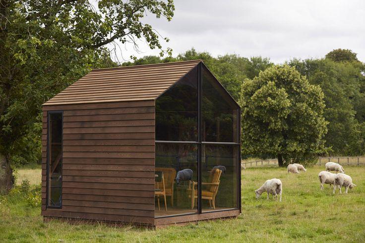 Paul's Shed - Nathalie de Leval Furniture