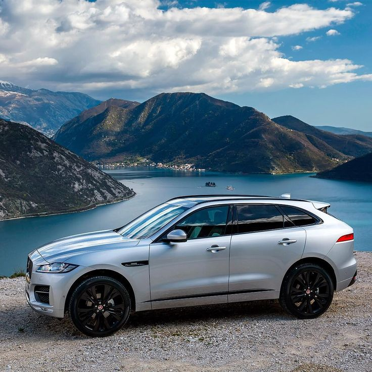 Confidence of the highest calibre. #Jaguar #FPACE