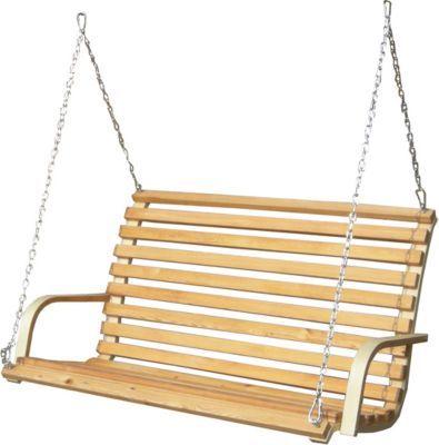 Vintage H ngeschaukel Hollywoodschaukel HMG nur der Sitz Holz Jetzt bestellen unter https moebel ladendirekt de garten gartenmoebel hollywoodschaukeln