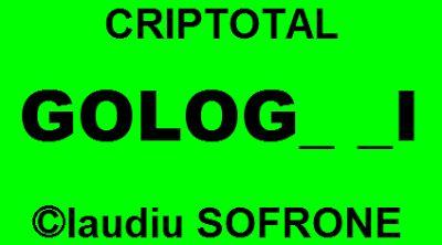 Jocuri de cuvinte, logice şi distractive, pentru orice vârstă: Criptotal 7.