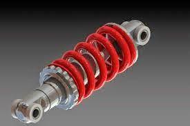 Tips membedakan Shock Breaker Motor baru dan bekas saat anda membeli.