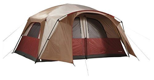 10 Person Tent Field Guide Vaulted Cabin Style With Vestibule -- For more information, visit image link.