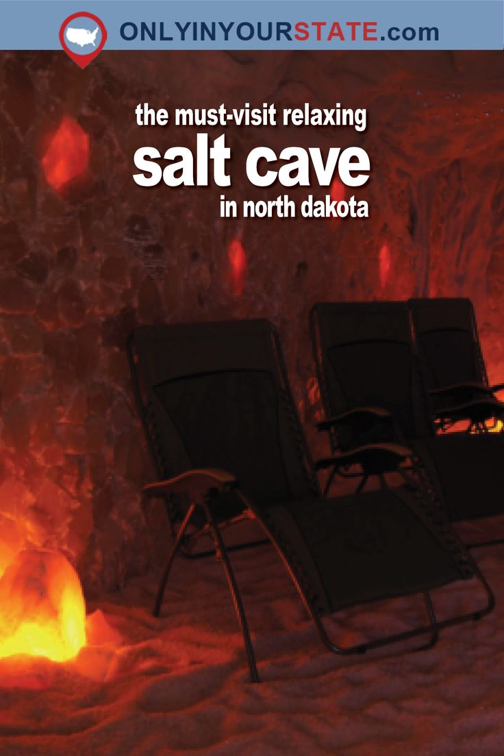 Travel | North Dakota | Salt Cave | Himalayan Salt | Spas | Relaxation | Places To Visit