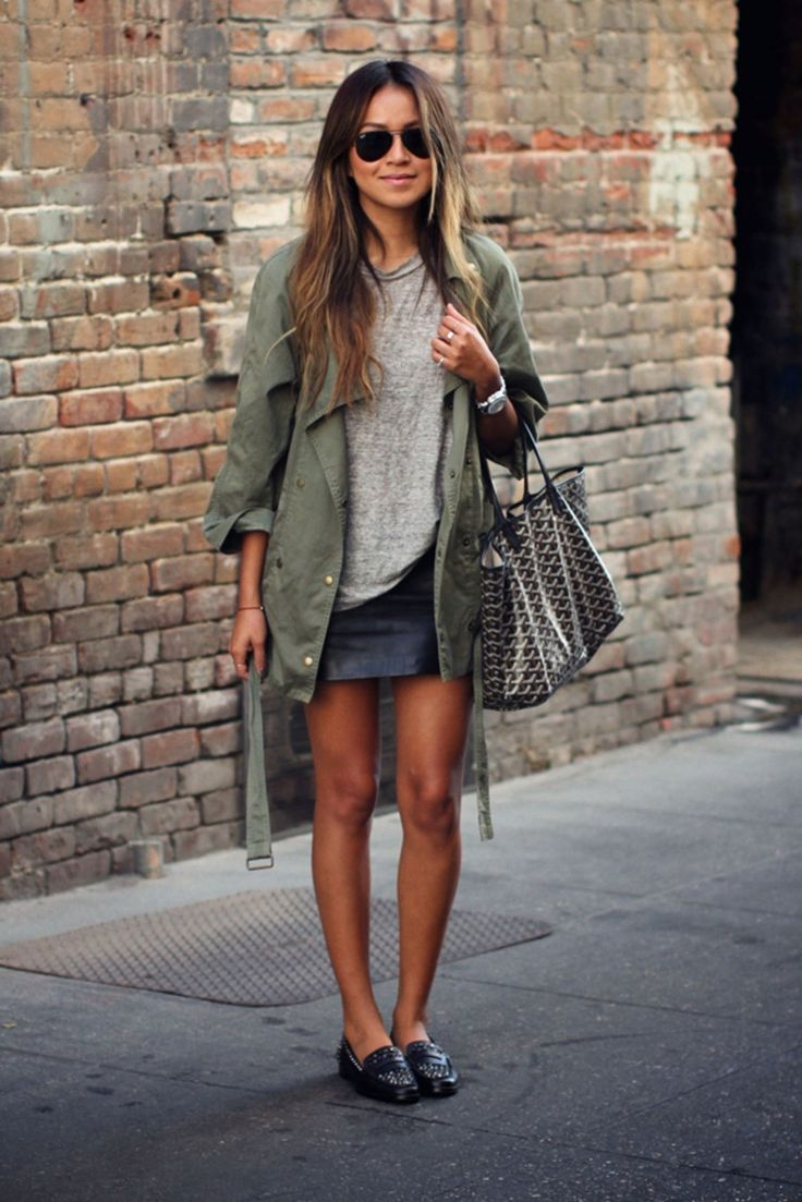 Whether you're gearing up for a semester spent in lecture halls or have long bid adieu to the student lifestyle, penny loafers—a back-to-school classic—should be high up on your fall shopping list. Style them with pencil skirts for a more classic look or boyfriend jeans for a quirky casual outfit. Just check out these 15 stylish girls and you'll be instantly inspired to invest in this fall favorite. But before you do, here's a fun fact about penny loafers: Did you know that the flats got…