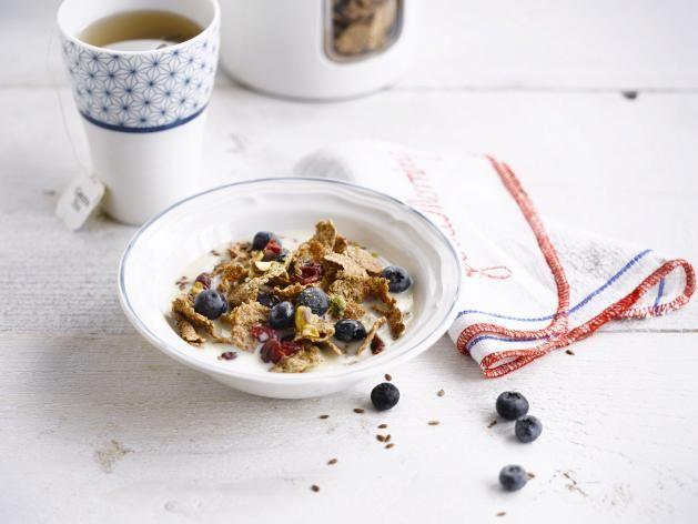 Rijke ontbijtgranen