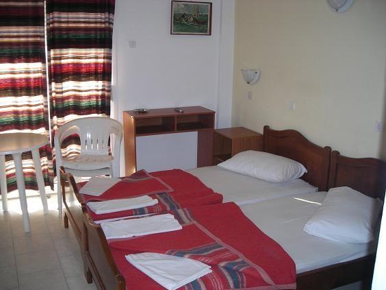 Pokój w hotelu Grecja obozy młodzieżowe
