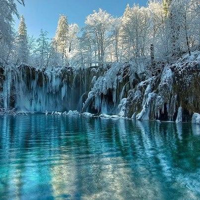 Plitvice Lakes National Park, Croatia ♥ ♥