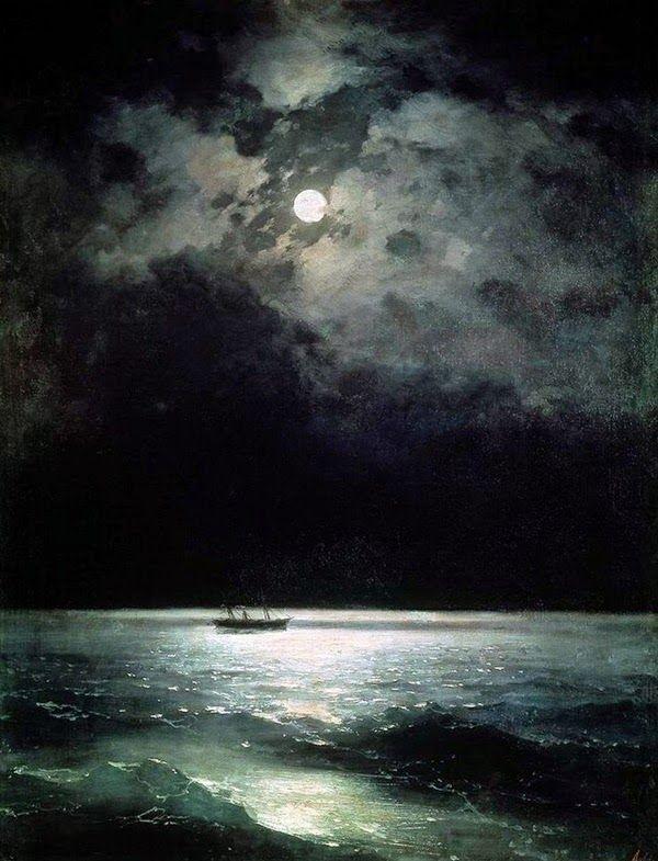 ~ Ivan Aivazovsky ~ Russian artist, 1817-1900