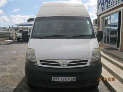 Nissan Interstar in South Africa