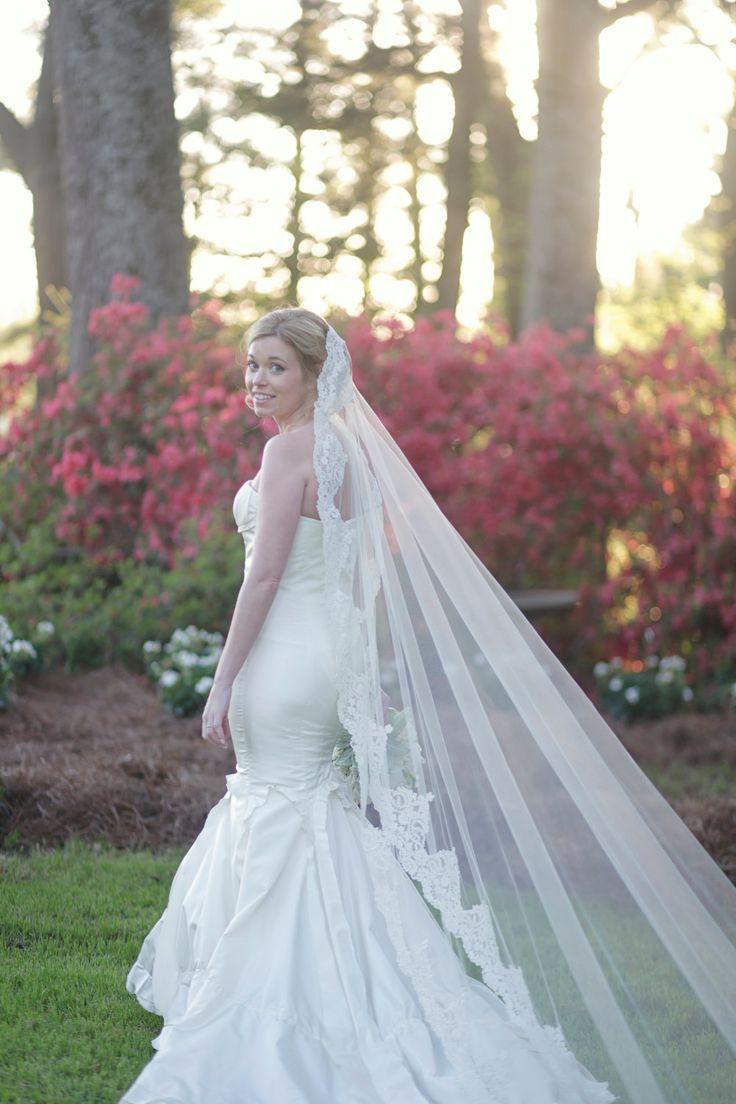 17 best Sluier images on Pinterest | Wedding frocks, Bridal dresses ...