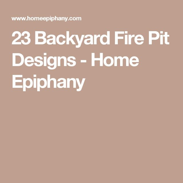 1000 Ideas About Backyard Fire Pits On Pinterest: 1000+ Ideas About Backyard Fire Pits On Pinterest
