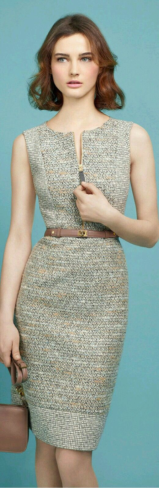 best vestidos casuales images on pinterest
