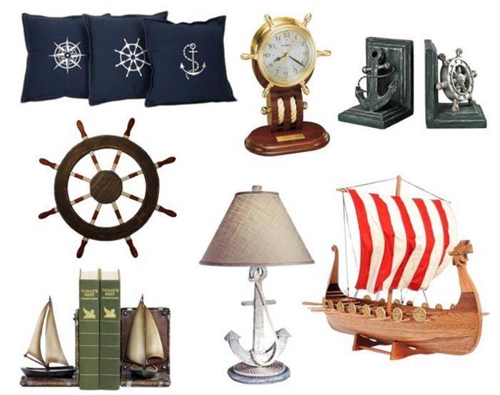 Nautical Office Inspiration