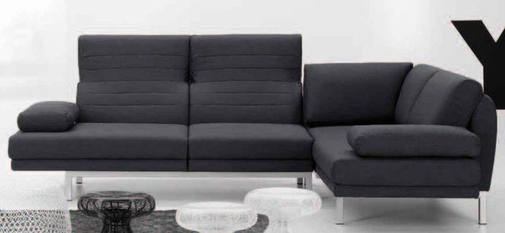 Polstergarnitur, Couch, RelaxSofa mit Sitzvorzug von Ewald Schillig