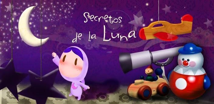 'La Luna es un ojo grande que me mira por la noche para que no me pase nada', así comienza Secretos de la Luna, con una ilusionada mirada infantil que se mantiene hasta el final. Una preciosa melodía original que sumerge al lector en un mundo fantástico acompaña la narración.