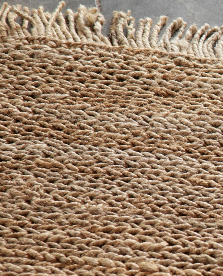 Sahara Weave in Natural - with natural tassels | Armadillo & Co. We have in Trouvé now