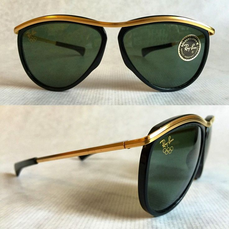 ray ban olympian 2xw2  Ray-Ban Olympian Special by Bausch & Lomb Vintage Sunglasses New Unworn  Deadstock