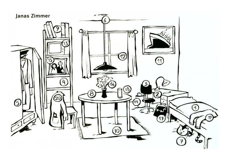 pr positionen grammatik pinterest. Black Bedroom Furniture Sets. Home Design Ideas