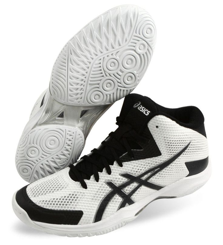 ASICS Gel V-SWIFT FF MT Men's Badminton Shoes White Black Indoor TVR491-0190