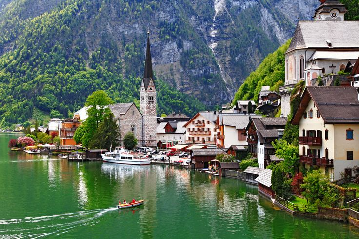 Достопримечательности Австрии