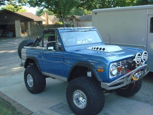 Early Ford Bronco For Sale 7