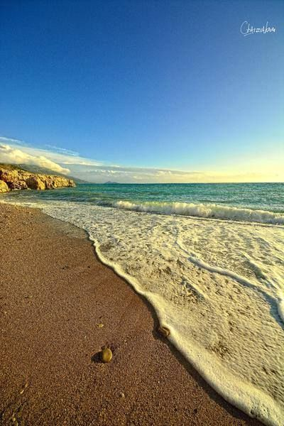 Good morning, from the sandy beach of Kaladakia! Samos Island Greece! Are you ready for the summer of 2015?? Visit …