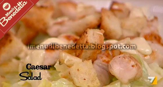 Caesar salad di Benedetta Parodi
