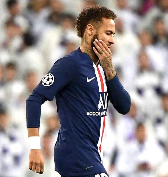 Neymar Vs Real Madrid 2019 Neymar Championsleague
