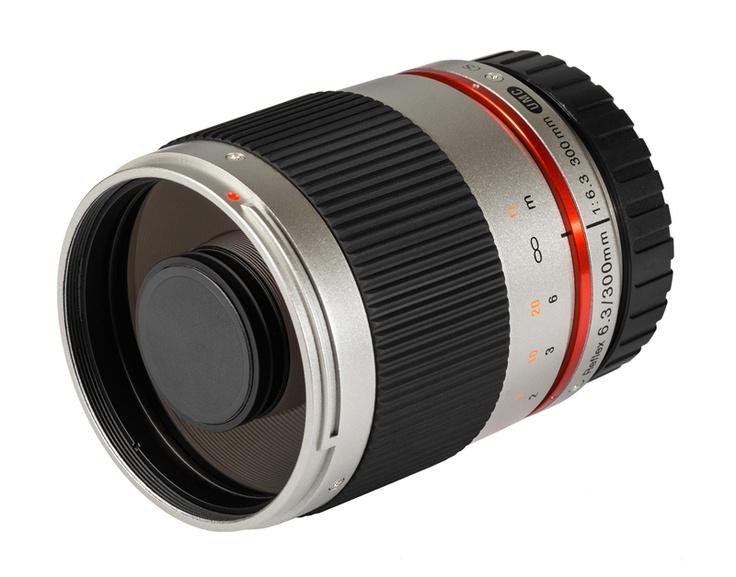 Brand new Samyang 300mm f/6.3 Reflex http://www.samyang.pl/index.php/en/2013/czerwiec/141-dwanoweobiektywysamyang