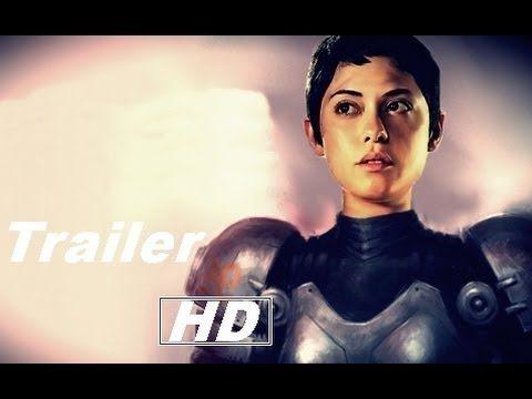 Alita: Battle Angel (2018) Movie Trailer HD