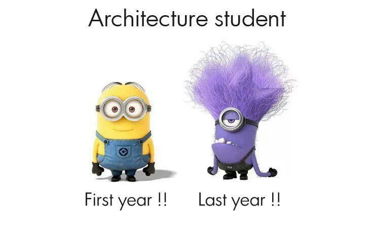 Architecture student :-D