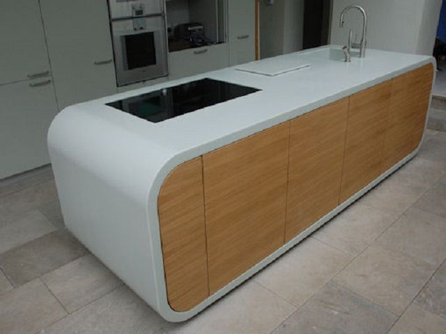 Why Decide on Corian Style Counters When Kitchen Remodeling