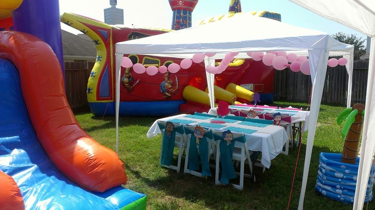Decorating Ideas > A Bubble Guppies Party  Sugarland, Katy, Houston, Texas  ~ 095229_Birthday Party Ideas Katy Tx
