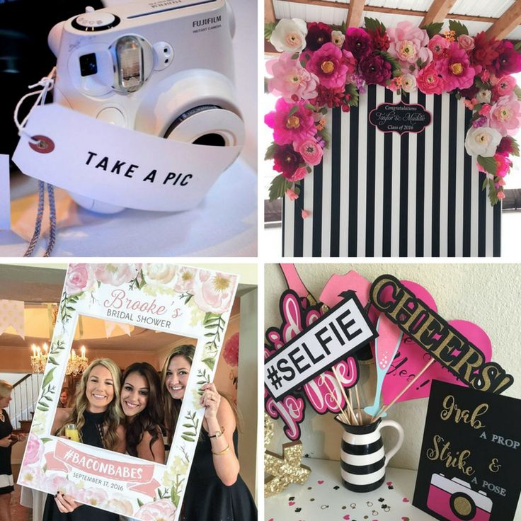 Hen Party Photo Booth