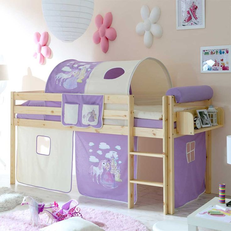die besten 25 prinzessin betten ideen auf pinterest. Black Bedroom Furniture Sets. Home Design Ideas