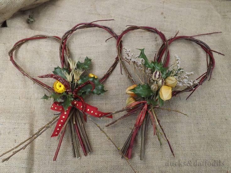 Willow hearts