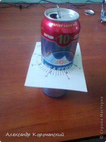 Мастер-класс Моделирование конструирование Алюминиевые банки квиллинг Металл фото 2