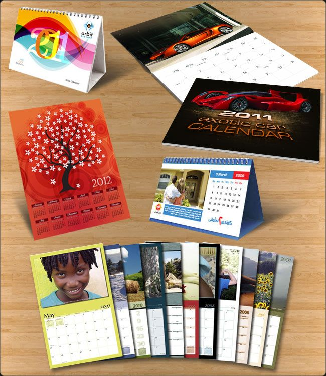 Different types of calendar printing in Dubai which can be used for various business are Promotional Calendars, Fundraising Calendars and Internal Calendars. Order at PrintArabia Today!