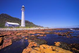 Take a Tour of Slangkop Lighthouse