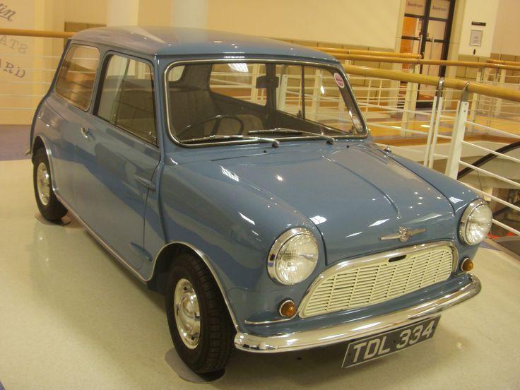 Mini Morris chiếc xe tôi yêu nhất trên đời
